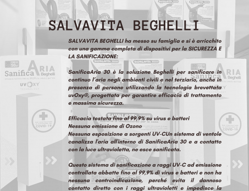 SALVAVITA BEGHELLI
